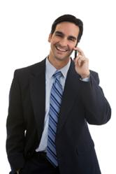 A Business VoIP phone system allows me to stay in contact with customers, even when I'm doing other things.