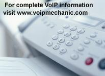 VoIP Mechanic will help make your fax machine usable over VoIP.