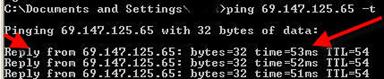 Use a ping test to determine packet loss which will make voip calls have very poor quality.